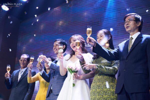 kịch bản đám cưới