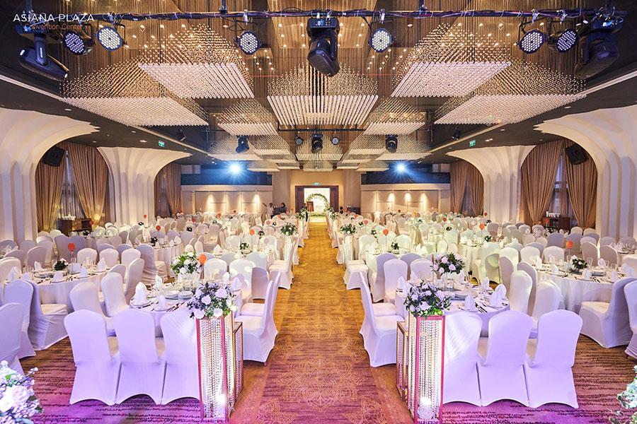 trung tâm tiệc cưới Asiana