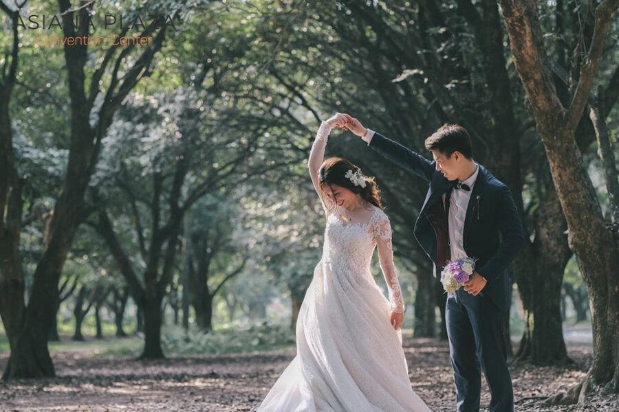 các bước chuẩn bị đám cưới