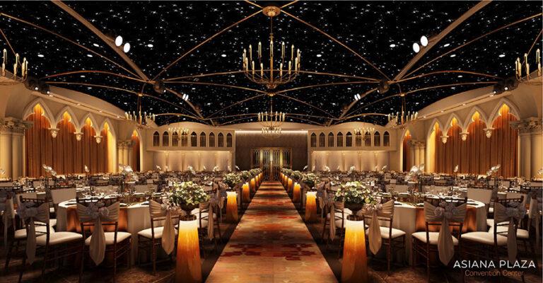 Dịch vụ tiệc cưới nhiều phong cách