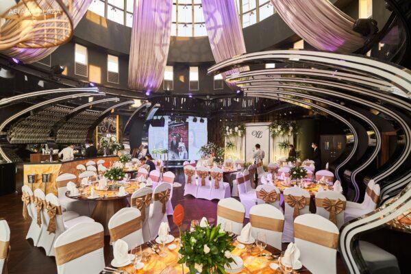 địa điểm tổ chức tiệc cưới Asiana