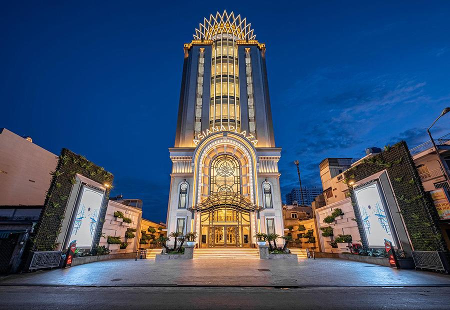 Asiana Plaza là một trong những nhà hàng tiệc cưới quận Tân Phú sang trọng