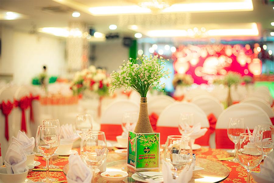 MD STAR là nhà hàng tiệc cưới khá nổi tiếng
