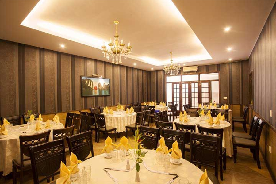 Nhà hàng Tư Trì quận Tân Phú gây ấn tượng mạnh bởi ẩm thực đặc sắc