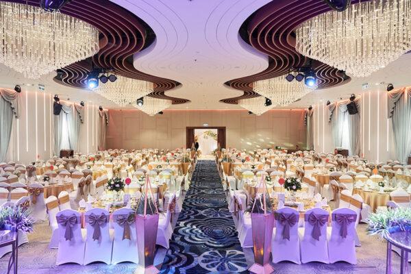 Chi phí đám cưới - Asiana Plaza