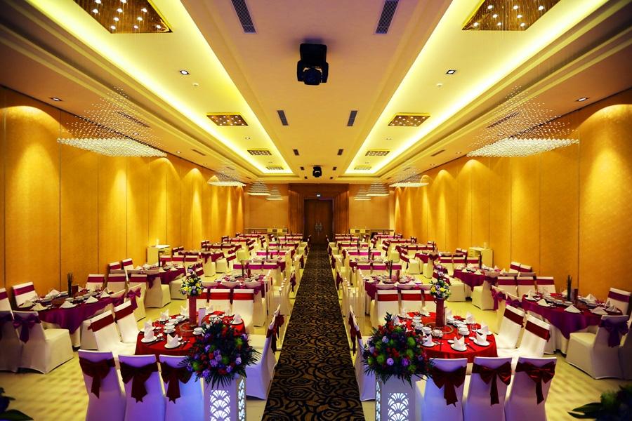 Melisa Center là một trong những nhà hàng tổ chức tiệc cưới chuyên nghiệp