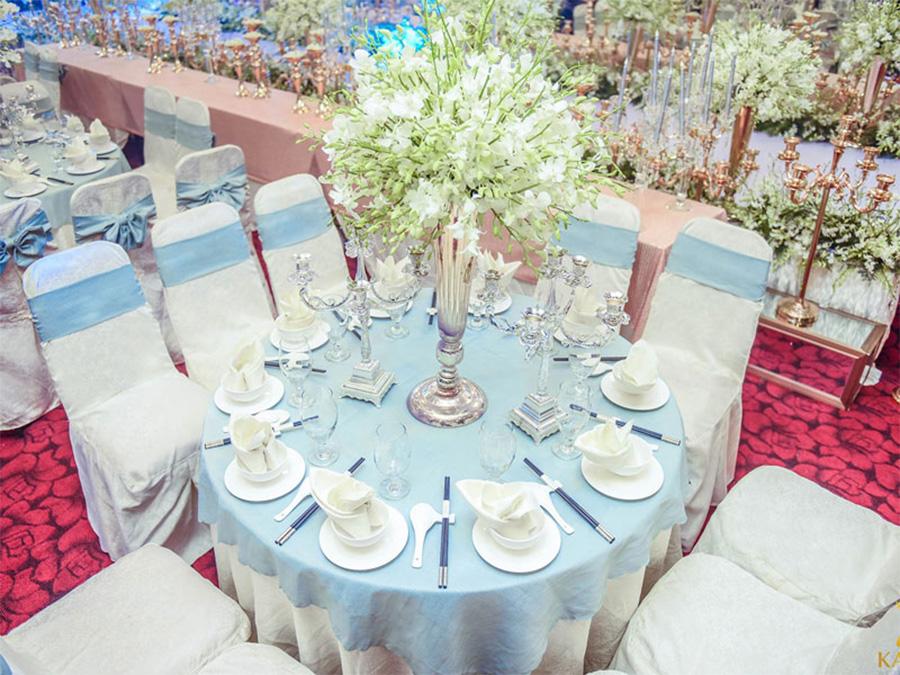 Kalina là một trong những nhà hàng tiệc cưới quận Tân Phú sang trọng nhất