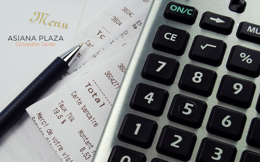 Xác định rõ mức ngân sách mình có thể chi