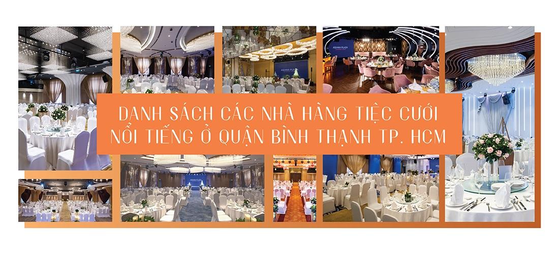 Nhà hàng tiệc cưới Bình Thạnh