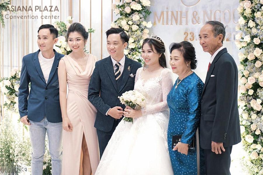 Nhà hàng tiêc cưới asiana cao cấp nhất Hồ Chí Minh