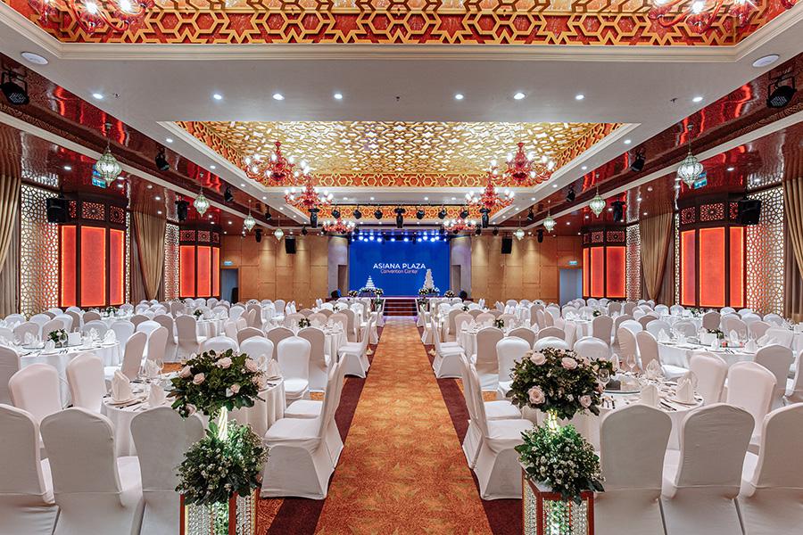 Asiana Plaza - trung tâm hội nghị tiệc cưới giá tốt