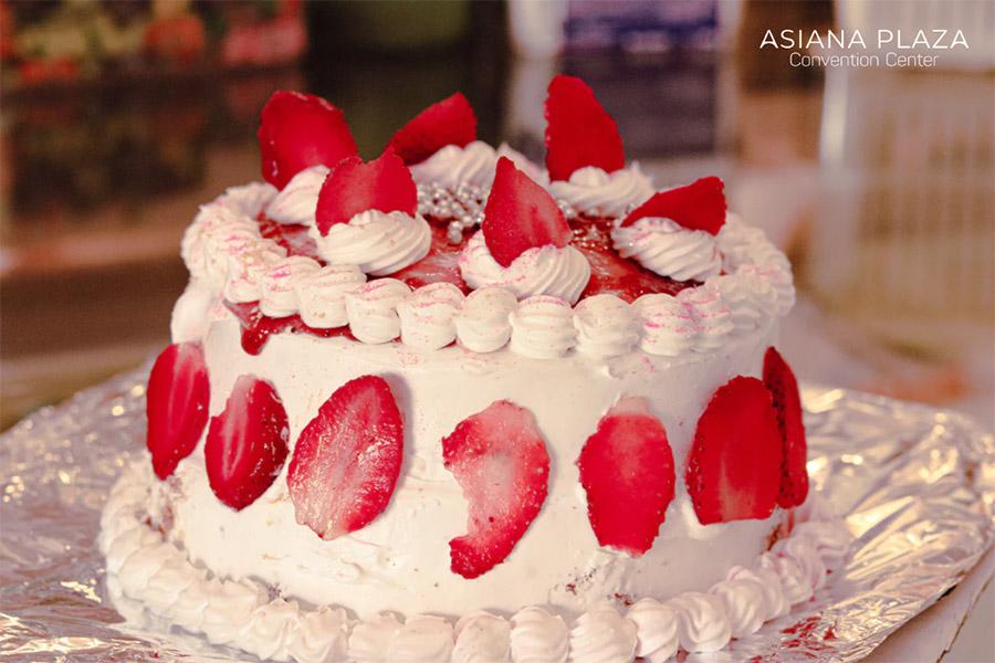 Asiana Plaza - trung tâm tổ chức sinh nhật