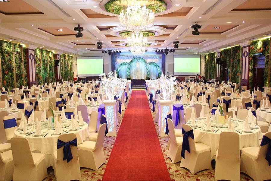 Diamond Place là một trong những nhà hàng đặt tiệc cưới TPHCM đáng cân nhắc