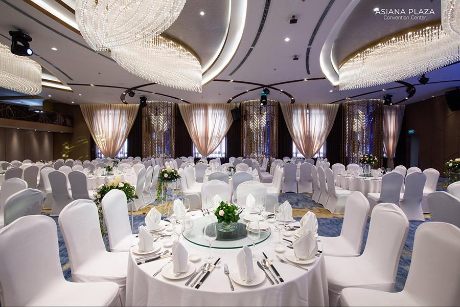 Giới thiệu 7 nhà hàng tiệc cưới Hoàng Văn Thụ
