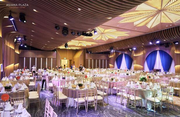 Kinh nghiệm chọn nhà hàng tiệc cưới