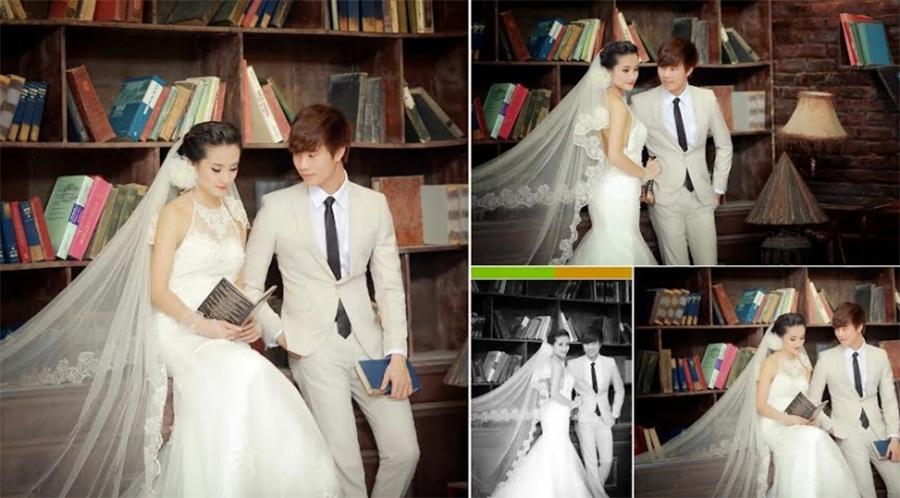 Mẫu ảnh cưới