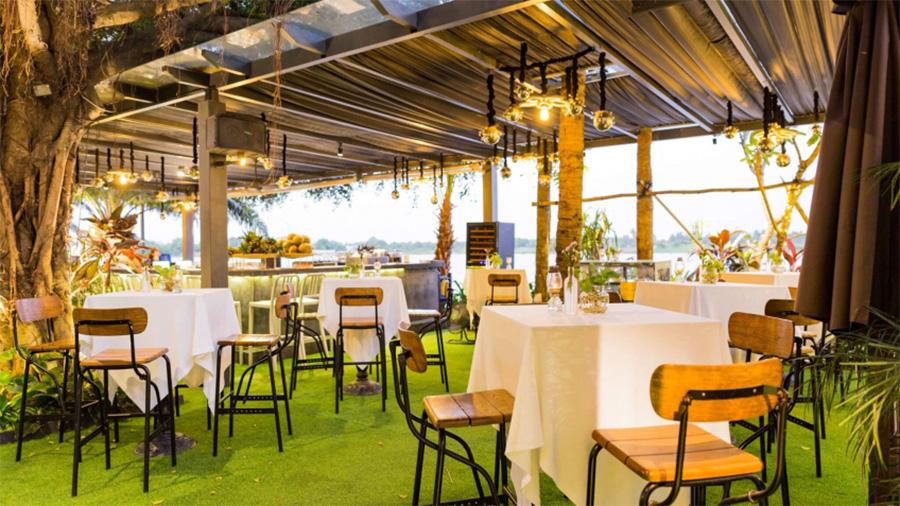 Nhà hàng Thảo Điền là địa điểm tổ chức sự kiện sang trọng