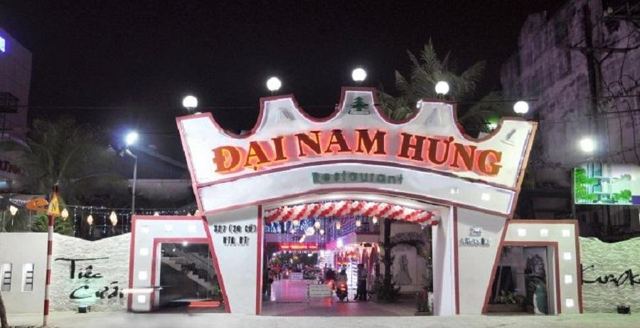 Nhà hàng Đại Nam Hưng