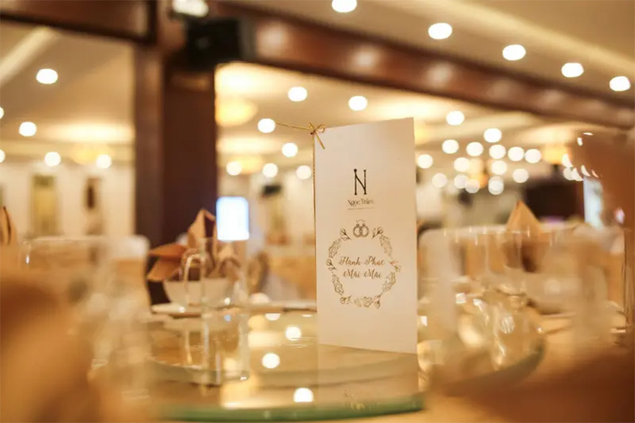 Nhà hàng tiệc cưới Ngọc Trâm ở TPHCM