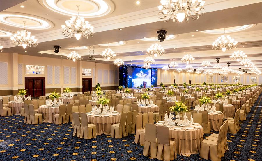 Trung tâm tiệc cưới Grand Palace