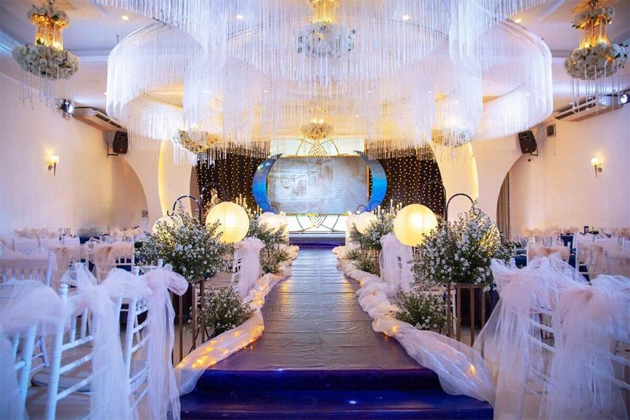 Aqua Palace nằm trong top nhà hàng tiệc cưới TPHCM
