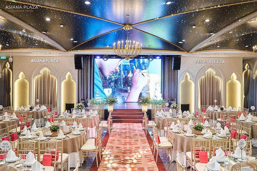 Kinh nghiệm chọn nhà hàng tiệc cưới tại trung tâm asiana-plaza