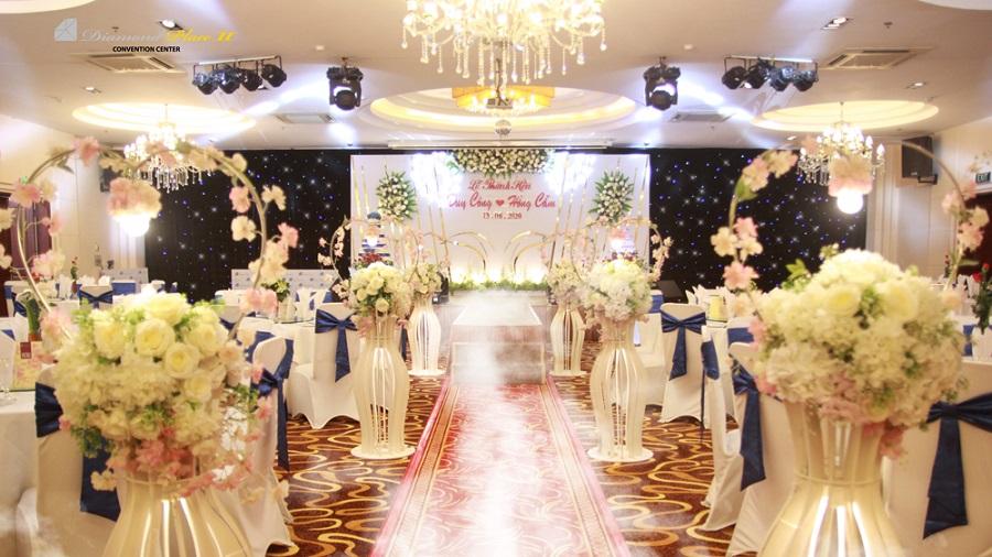 Trung tâm tiệc cưới Diamond Place