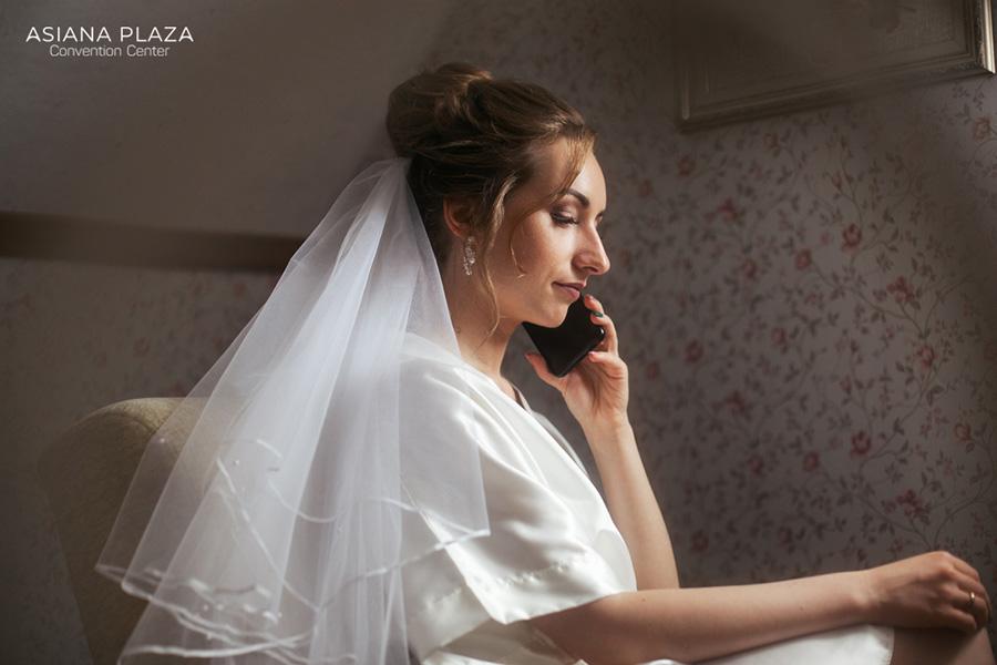 Gửi tin nhắn với thông tin đầy đủ sau khi gọi điện mời cưới