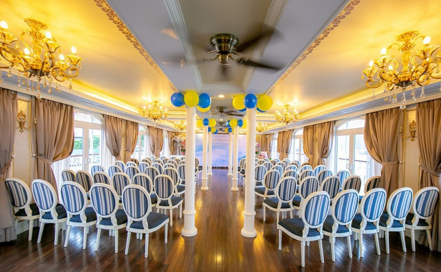 Nhà hàng tiệc cưới Saigon Princess