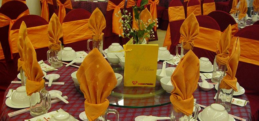 Nhà hàng tiệc cưới Thịnh Phước