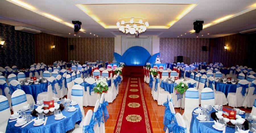 Nhà hàng tiệc cưới Trâm Anh