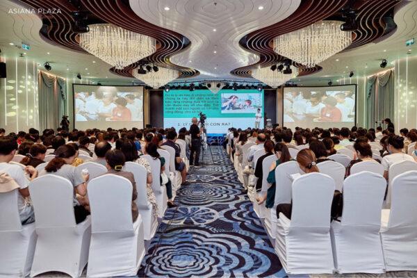 Hội thảo là dịp quảng bá hình ảnh thương hiệu cách hiệu quả