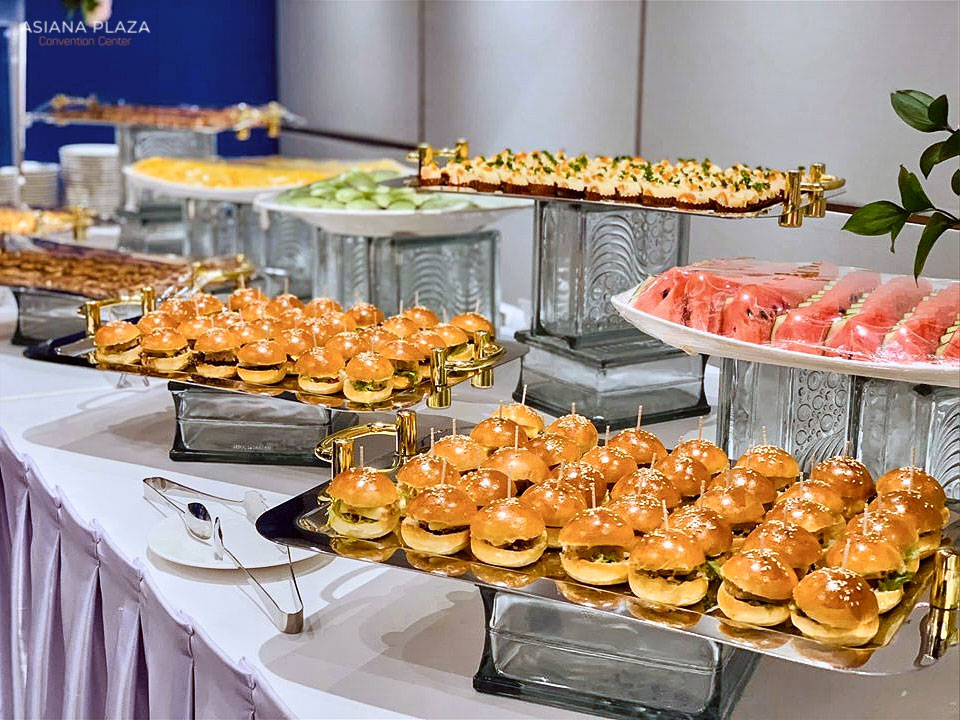 ASIANA PLAZA Dịch vụ catering