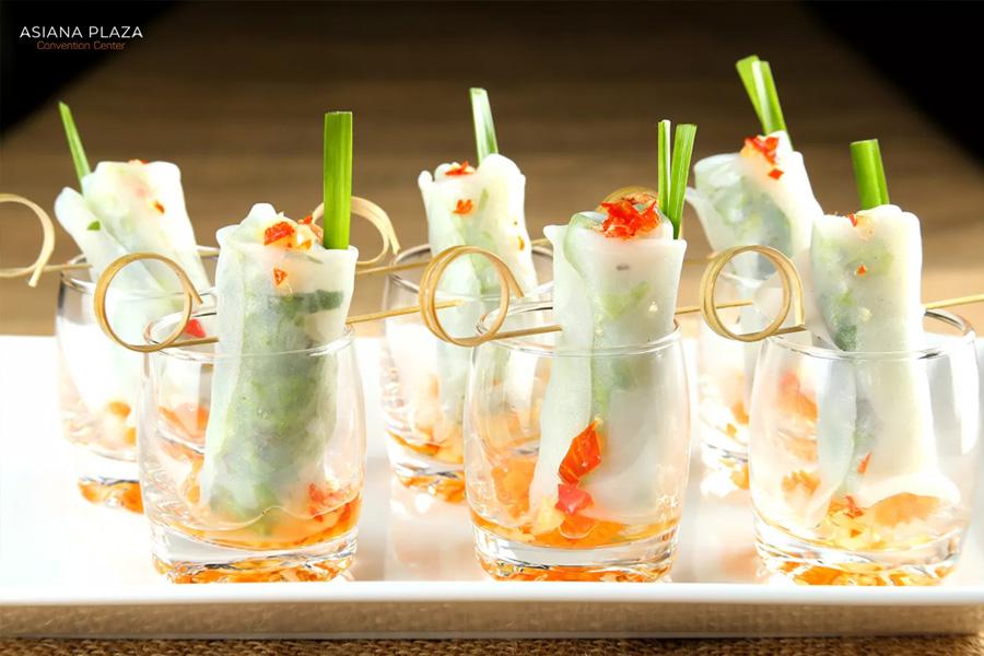 Finger food Việt Nam ngon nhất