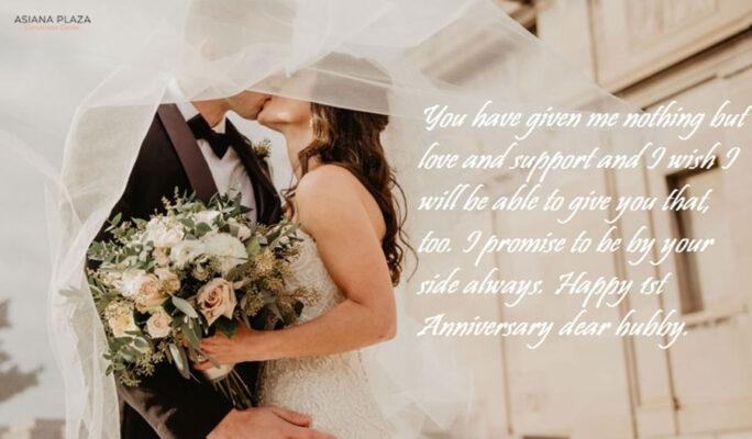 Tuyển tập những lời chúc kỷ niệm ngày cưới hay nhất dành cho vợ