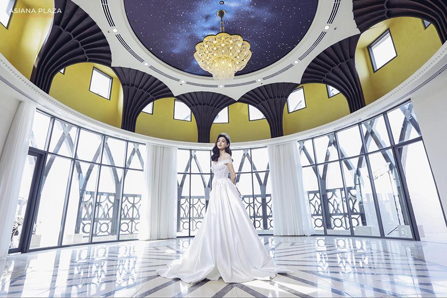 Trang phục đẹp cho cô dâu