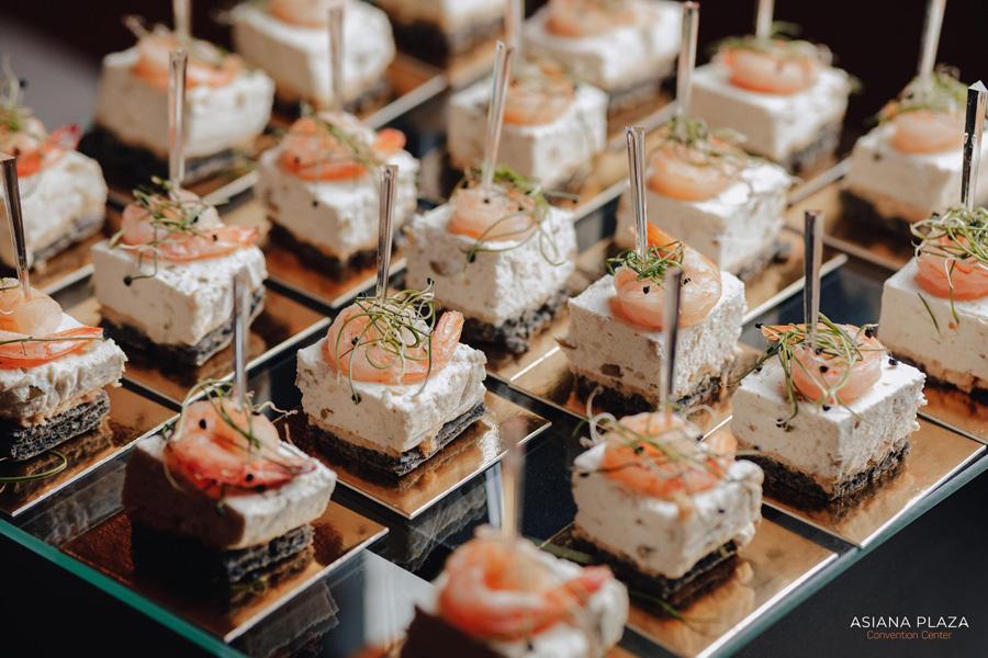 tiệc finger food gồm những gì