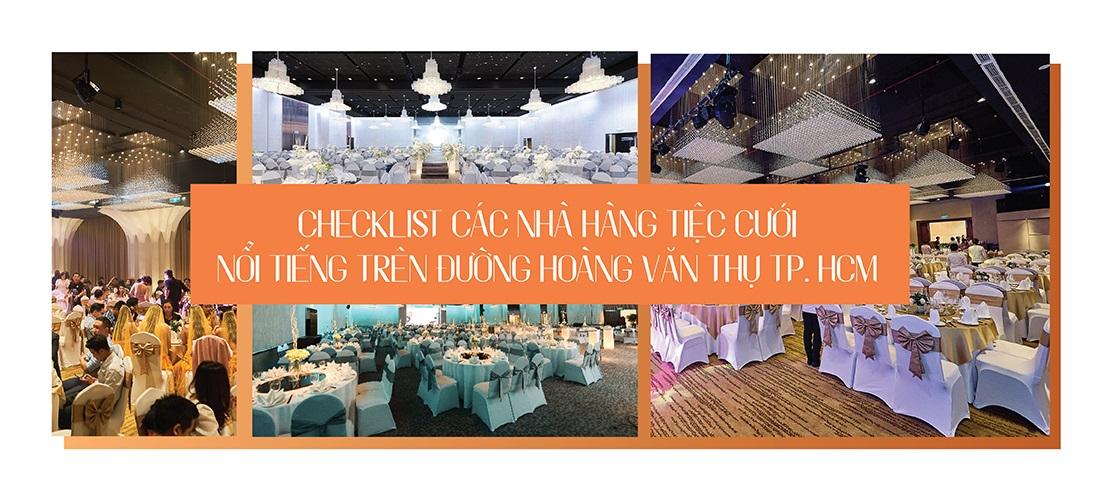 Nhà hàng tiệc cưới Hoàng Văn Thụ
