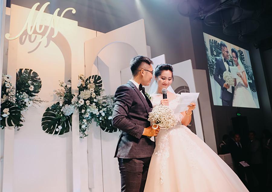 Lynh Thùy Wedding Team sổ hữu đội ngũ nhân viên chuyên nghiệp