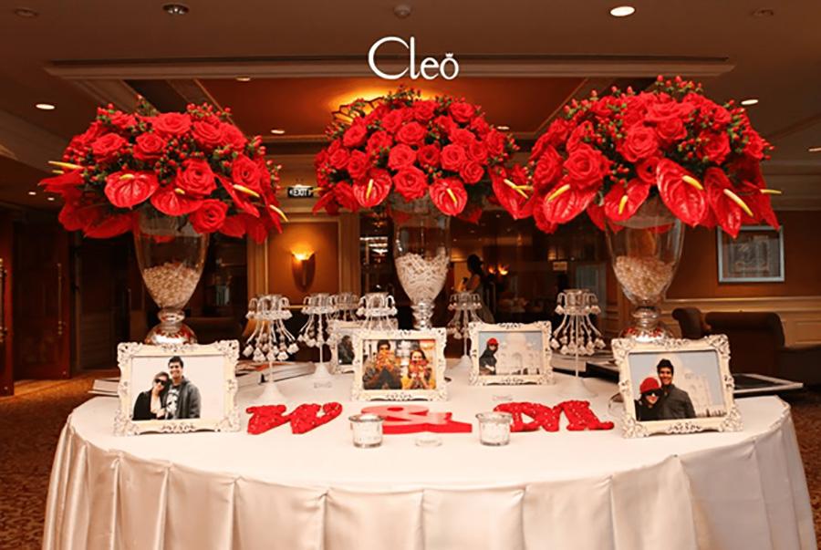 Cleo Wedding Planner có thể thực hiện nhiều cách trang trí khác nhau