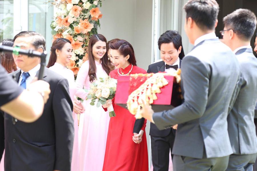 Lễ rước dâu / Nguồn ảnh: Internet