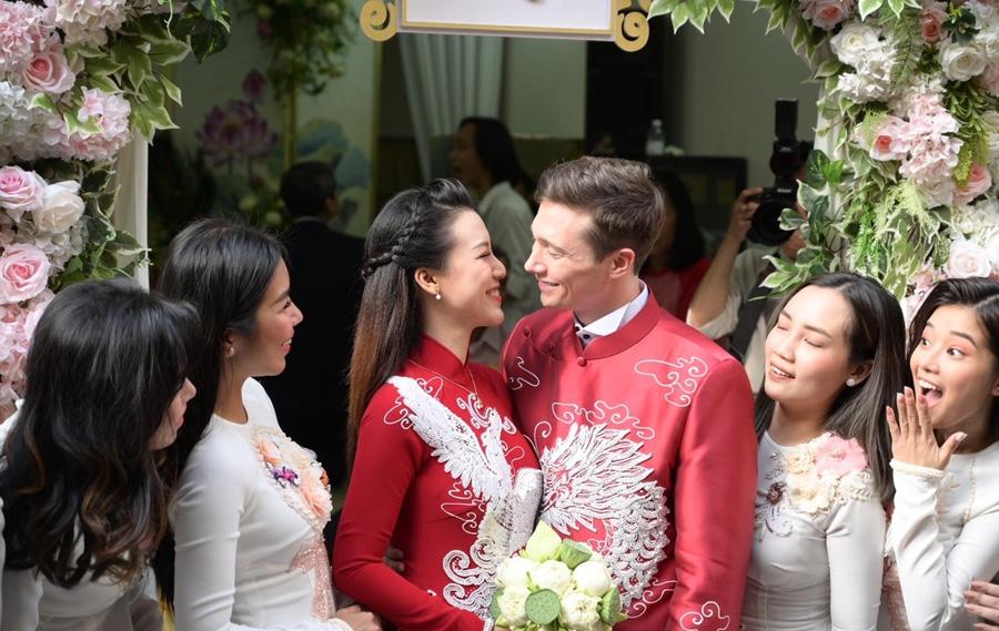 Gợi ý những bài phát biểu hay trong lễ xin dâu / Nguồn ảnh: Internet