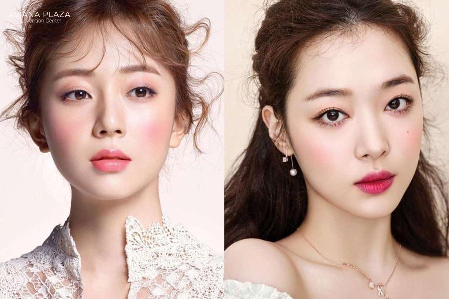 """Phong cách Hàn Quốc giúp cô dâu trở thành """"nàng thơ"""""""