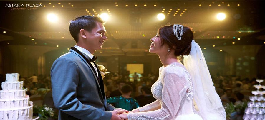Đám cưới đơn giản